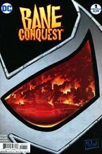 BANE CONQUEST #1 NEAR MINT 2017 UNREAD DC COMICS BIN-2019-1538