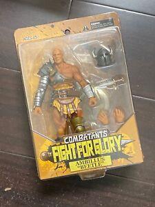 """XR-005: XesRay Studio 1/12 Scale Gladiator Action Figure - Ambillus """"Beetle"""""""