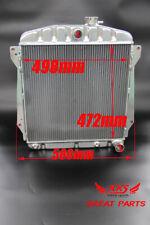 KKS 3 ROWS ALUMINUM RADIATOR FIT 1937-1954 CHEVY CAR V8 ENGINES