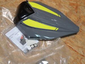 Bodystyle Sitzkeil Yamaha MT 07 Grau Gelb Sitzbankabdeckung