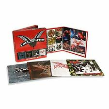 COCK SPARRER - THE ALBUMS 1994-2017: 4CD CLAMSHELL BOXSET