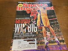 Go Little, Win Big Sports Illustrated April 18, 2011