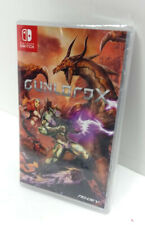 Gunlord X for the Nintendo Switch Limited Run - New sealed - Only 1999