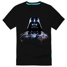 star wars darth vader male 100% cotton short-sleeve T-shirt