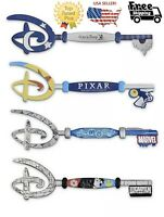 Disney Studios Collectible Key Set - Lucasfilm/Pixar/Disney/Marvel IN HAND !