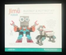 UBTECH Jimu Robot DIY Buzzbot Muttbot Robotics Kit NEW