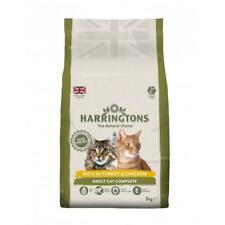 Harringtons Adult Complete Turkey & Chicken Cat Food | Cats