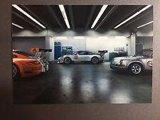 2016 Porsche 911 GT3 R Coupe Postcard, Post Card RARE!! Awesome L@@K
