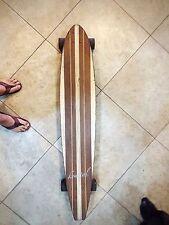 KOASTAL SURF TO STREET CUSTOM HANDMADE PREMIUM HARDWOOD LONGBOARD
