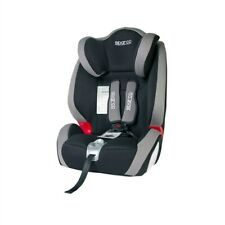 Black-Gray SPARCO F1000K ( 9-36kg ) Child Baby Car seat
