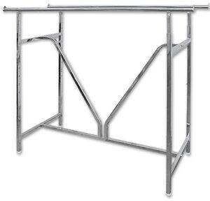 Heavy Duty Garment Rack- Double Rail