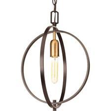 Progress Lighting Swing 1-Light Antique Bronze Foyer Pendant