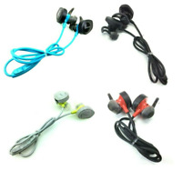 Bose SoundSport Bluetooth Wireless Earbuds Sweatproof Running Sports Headphones