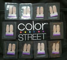 Color Street Nails 10 Tokyo Lights Twosie Accent Nails