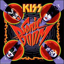 KISS - Sonic Boom - 3 Disc Set - 2 CDs + 1 DVD