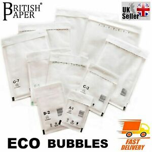 BUBBLE PADDED ENVELOPES MAIL MAILER BAG LITE SMALL LARGE A000 A3 A4 A5 A6 D1 DVD