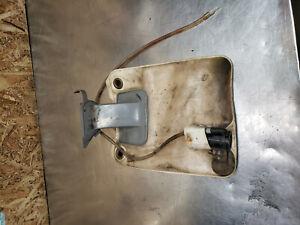 TOYOTA 4Runner 84-88 REAR washer fluid bladder TANK motor set OEM parts 85 86 87
