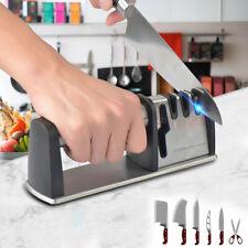 More details for 4-stage knife sharpeners knife multifunctional sharpener scissors grinder tool