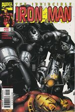 IRON MAN #19 AUG 1999 MARVEL COMICS