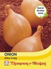 Thompson & Morgan - Vegetables - Onion Ailsa Craig - 250 Seed
