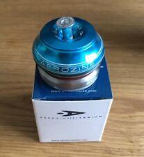 "Aerozine Integrated 1-1/8""  Headset Anodised Blue - XH851A"