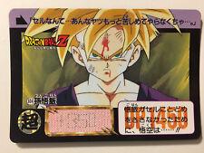 Dragon Ball Z Carddass Hondan PART 15 - 604