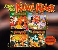 JOACHIM VON ULMANN - KLEINE HEXE KLAVI-KLACK FOLGEN 1-4 3 CD NEU