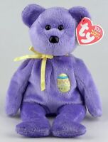 "TY Beanie Baby  EGGS III the Easter Bear 8.5""...NEW"