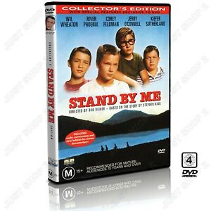 Stand By Me DVD : (1986) Movie : Collector's Edition : Brand New