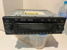 Porsche Boxster 986 CDR23 Car Stereo -  Porsche Radio CDR 23 DF02