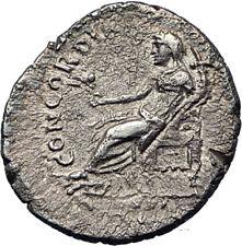 VESPASIAN 71AD Ephesus Rare Authentic Ancient Silver Roman Coin CERES i73179