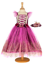 Plum Princess Purple Elite Costume Queen Dress Up Fancy dress Age 6/8 years