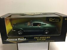 ERTL AMERICAN MUSCLE 1/18 FORD  MUSTANG SHELBY GT-350, LIMITED EDITION