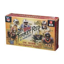 2013 Topps Turkey Red Football Hobby Box