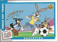 UPPER DECK WORLD CUP USA 1994-LOONEY TOONS- #021-ARGENTINA