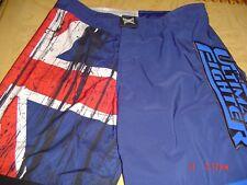 Ufc Ultimate Fighter Shorts 34W Medium . Bjj Jiu Jitsu Boxing Mma Gym