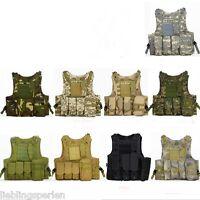 LP Schutzweste Einsatzweste Sicherheitsweste Weste Outdoors Camouflage M15131