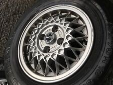 Llantas de aluminio llantas melber 5,5x13 et38 tipo l98 4x100 bmw VW Opel usado