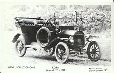 Motor Transport Postcard - Cars - The Ford Model 'T' c1913 -  U834