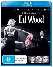 Ed Wood (Blu-ray, 2012)