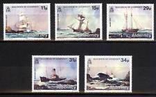 100927/ Alderney 1987 - Mi 33/7 - Schiffswracks - ** - M€ 25,00