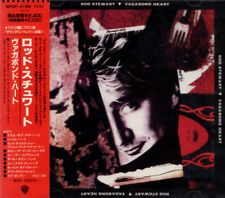 ROD STEWART Vagabond Heart +1 FIRST JAPAN CD OBI WPCP-4199