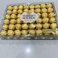 Ferrero Rocher Fine Hazelnut Chocolates 48 Count Flat 21.2 Oz New & Fresh