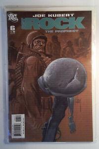 Sgt. Rock: The Prophecy #6 (2006) DC Comics 9.4 NM Comic Book