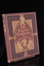 revised and / OLD ENGLISH COMPOSERS FOR THE VIRGINALS & HARPSICHORD #219821