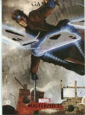 Marvel Masterpieces 2007 Base Card #31 Gambit