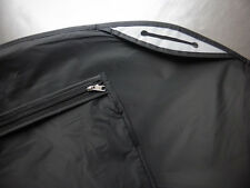 New 2 Pcs Garment Bag 24x40 3-MIL Vinyl ~ Full Side Zipper  ~ Set of Two ~ New