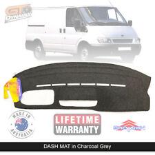 Dash mat for FORD Transit Van VH-VJ 7/2001-5/2004 DashMat DM850 CHARCOAL GREY