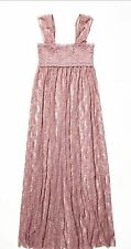 NEW Free People Intimately Romance In The Air Slip Dress Sunset Purple X-SMALL