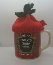 More details for brand new heinz cream of tomato soup mug and cosy (see details)